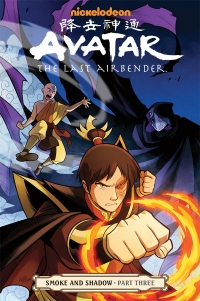 Avatar: The Last Airbender- Smoke And Shadow Part 3 TPB