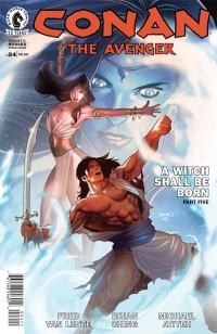 Conan The Avenger #24