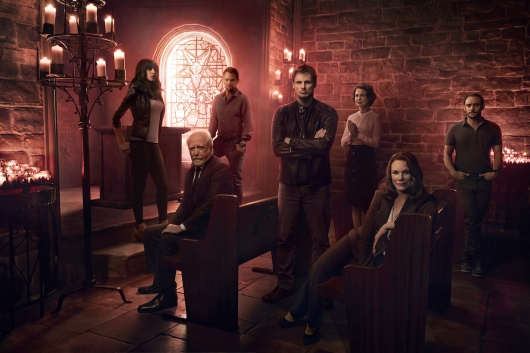 Damien Cast Photo