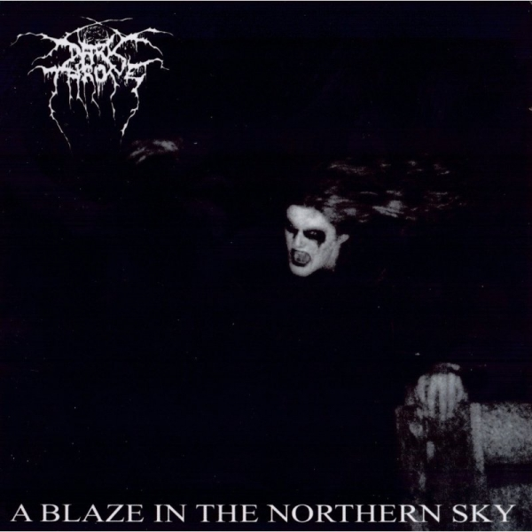 Darkthrone A Blaze In The Northern Sky Album Cover