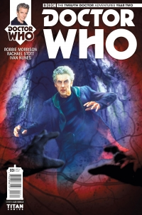 Doctor Who: The Twelfth Doctor Year Two #3