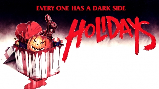 Holidays Horror Anthology Banner