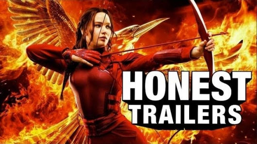 Honest Trailer Hunger Games Mockingjay Part 2