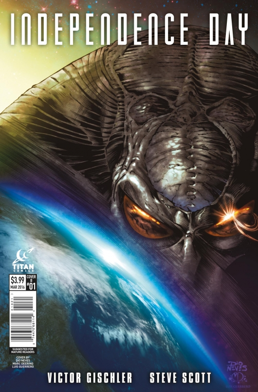 Independence Day #1 cover b