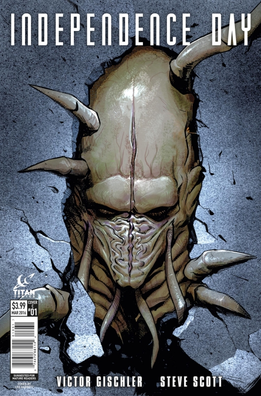 Independence Day #1 cover c