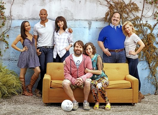 Last Man On Earth Season 2 Cast Photo