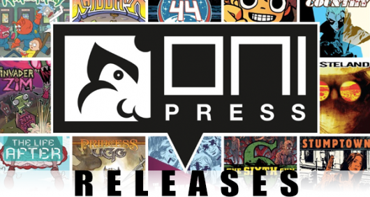 Oni Press comic book releases