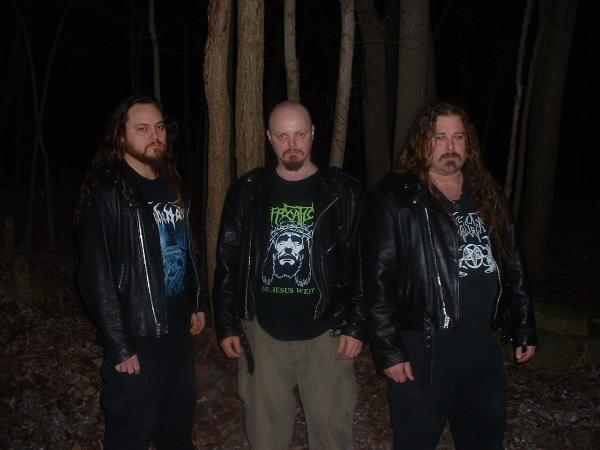 Sathanas Band Photo