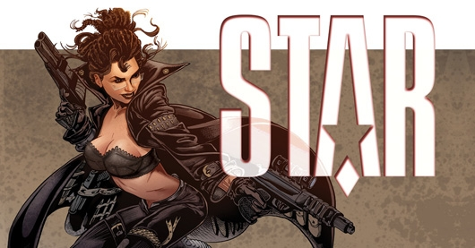 Star By Richard Clark Kickstarter Cover