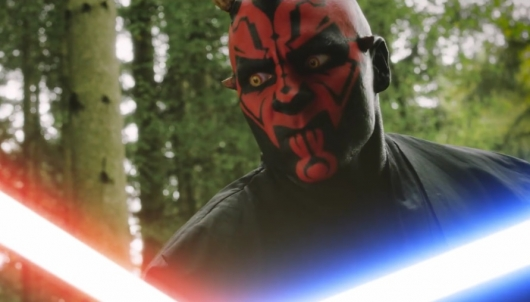 Star Wars Fan Film Darth Maul: Apprentice