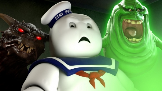 Stay Puft Marshmallow Man Ghostbusters Trailer Reaction