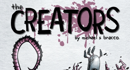 The Creators Imagination Is Power Cover by Michael Bracco