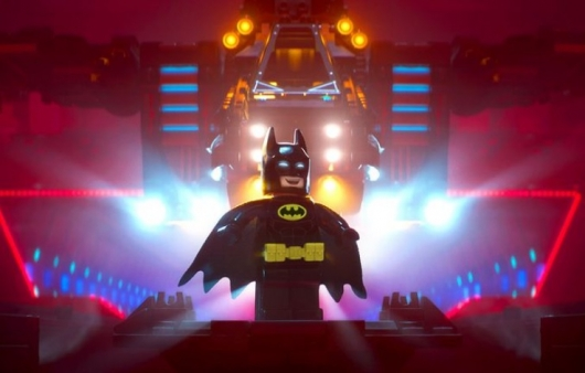 The LEGO Batman Movie #1