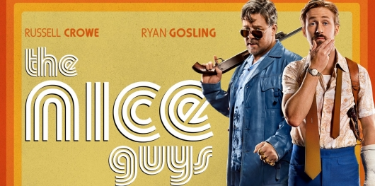 The Nice Guys Russell Crowe, Ryan Gosling