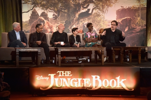 "The World Premiere of Disney's ""THE JUNGLE BOOK"" Press Conference"