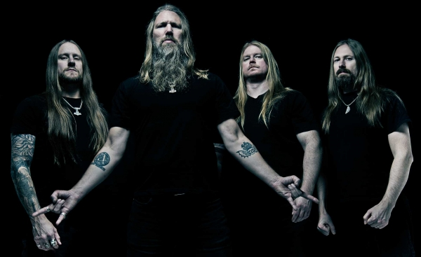 Amon Amarth Band Photo