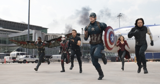 Captain America: Civil War - Team Cap