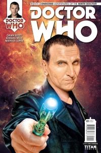 Doctor Who: Ninth Doctor  #1