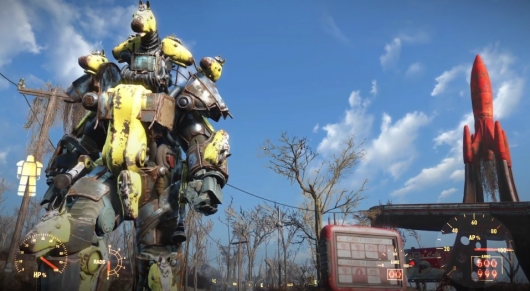 Fallout 4' PC Mods and Creation Kit Trailer Released