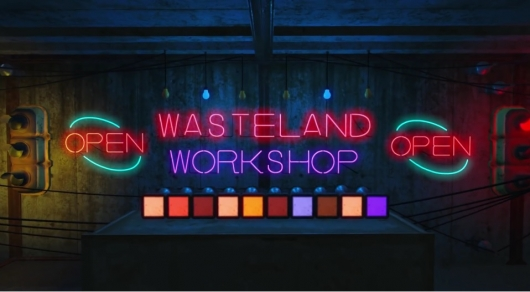 "Fallout 4 ""Wasteland Workshop"""