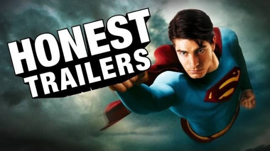 Honest Trailer Superman Returns