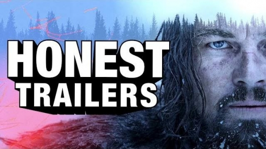 Honest Trailer The Revenant