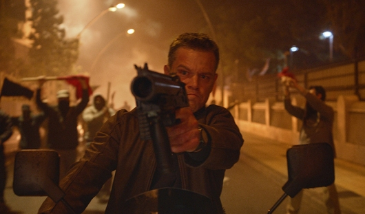 Jason Bourne starring Matt Damon header
