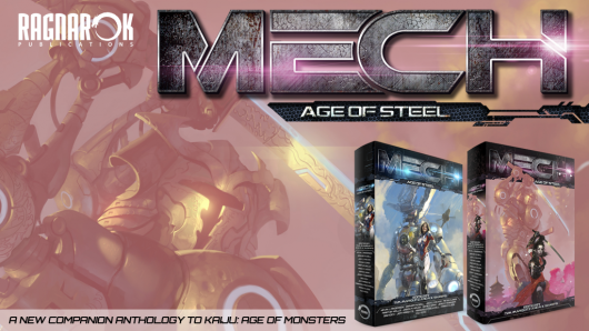 Mech: Age Of Steel Cover