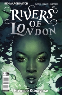 ​Rivers Of London: Night Witch #2