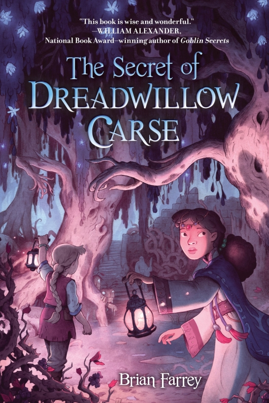 The Secret of Dreadwillow Carse Cover