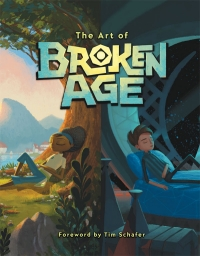 The Art Of Broken Age Hardcover