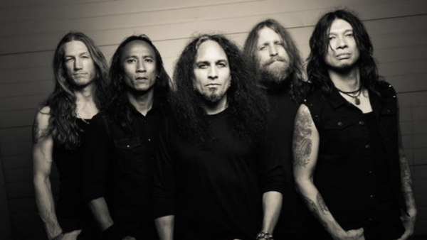 Death Angel Band Photo