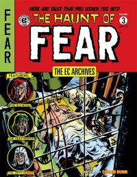 The EC Archives: The Haunt Of Fear Volume 3 Hardcover