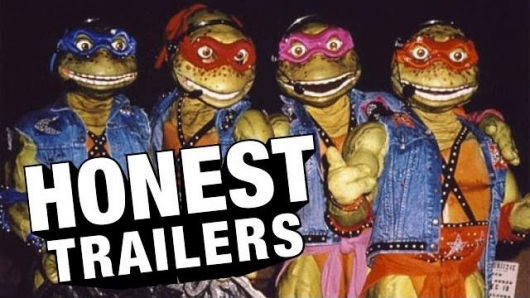 Honest Trailers Teenage Mutant Ninja Turtles