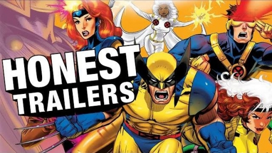 Honest Trailers X-Men: The Animated Series