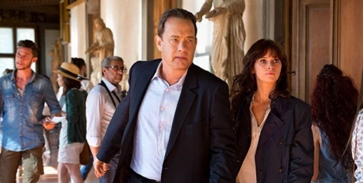 Inferno starring Tom Hanks and Felicity Jones