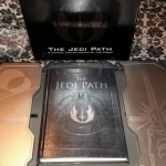 My Jedi Path Book and Case