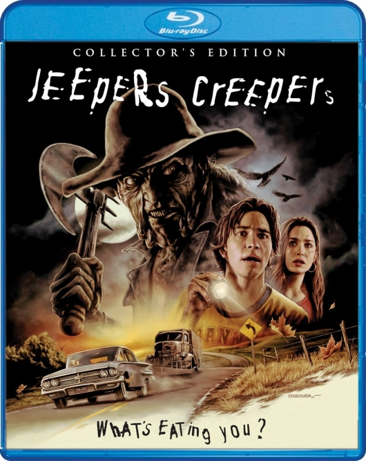 Scream Factory Blu-ray Review: Jeepers Creepers