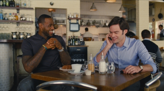 Lebron James in Space Jam 2 Trainwreck