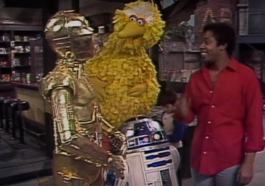 May the 4th Sesame Street