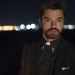 Dominic Cooper as Jesse Custer - Preacher