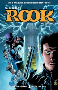 The Rook Volume 1 TPB