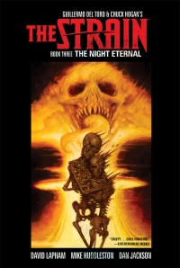 The Strain Book 3: The Night Eternal Hardcover