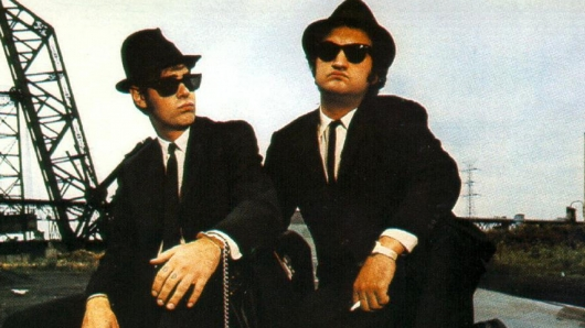 The Blues Brothers header