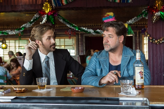 Movie Review: The Nice Guys starring Ryan Gosling and Russell Crowe