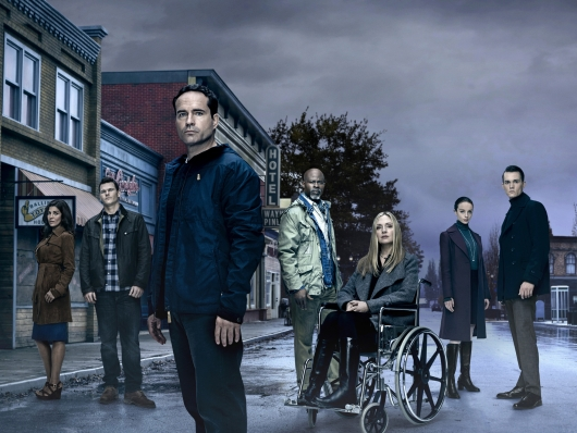 Wayward Pines Season 2 Cast Video
