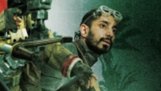 Bodhi Rook in Rogue One: A Star Wars Story