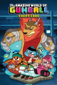 The Amazing World Of Gumball: Cheat Code Original Graphic Novel TP