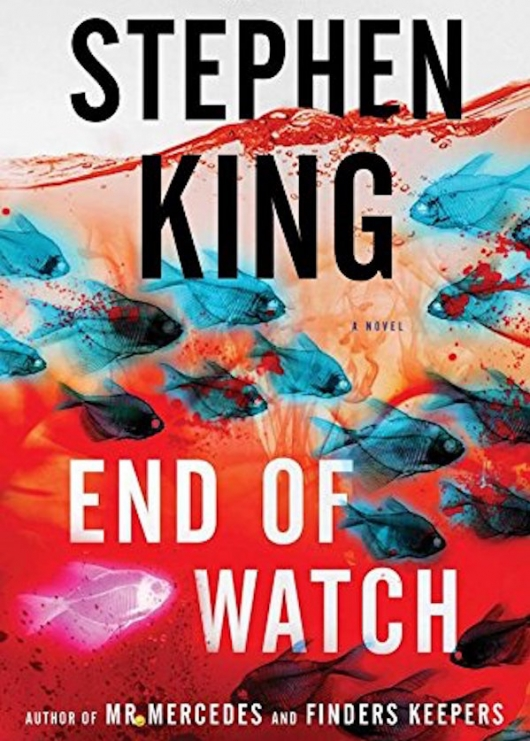 End of Watch Stephen King Cover
