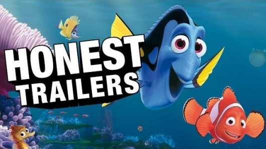 Honest Trailers Finding Nemo